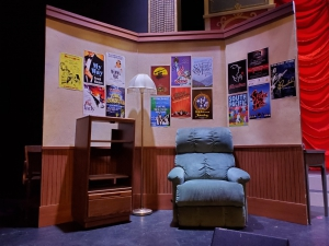 Tacoma Musical Playhouse - Man in the Chair