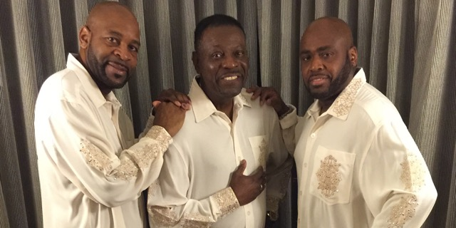 The Delfonics play Dimitriou's Jazz Alley summer 2020