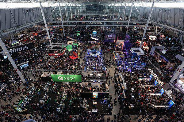 PAX convention IRL