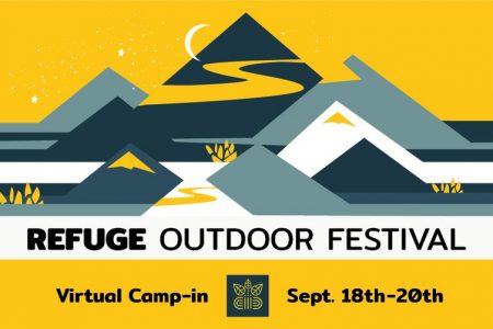 Refuge Outdoor Festival 2020 banner
