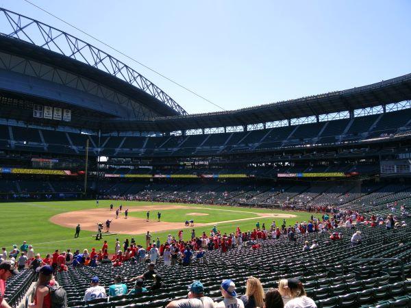 Seattle T-Mobile Park (Safeco Field)