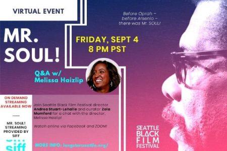 Mr. SOUL! SBFF Film Talk with Filmmaker Melissa Haizlip