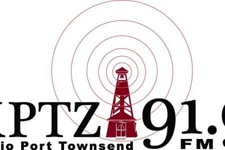KPTZ 91.9 FM Radio Port Townsend banner