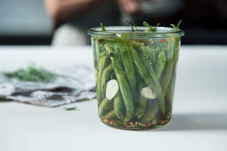 PCC Market green bean pickles