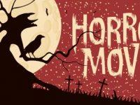Horror movie banner