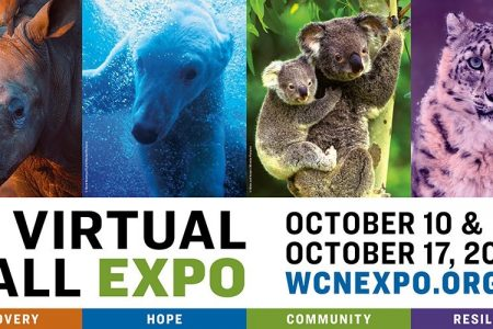 Banner for WCNEXPO 2020 Wildlife Conservation Network