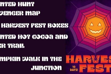 Banner for West Seattle Harvest Fest 2020