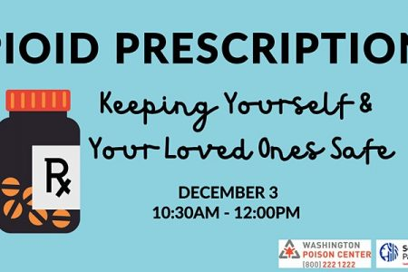 Banner for opioid webinar dec 3