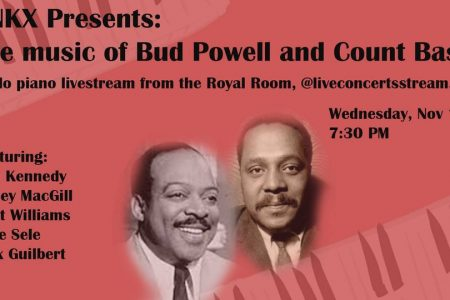 KNKX Music of Bud Powell and Count Basie