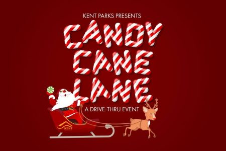 Banner for Kent Parks Candy Cane Lane