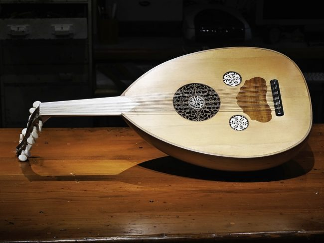 Oud instrument