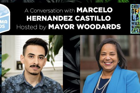 Tacoma Reads - A Conversation with Marcelo Hernandez Castillo Hosted by Mayor Woodards