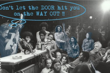 Banner for Don't Let The Door Hit You On The Way Out