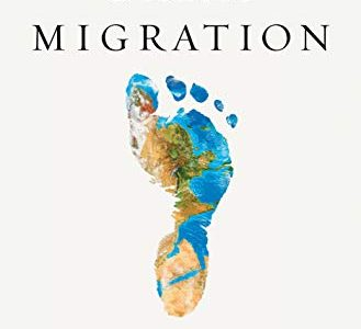 Book cover The Next Great Migration The Beauty and Terror of Life on the Move by Sonia Shah