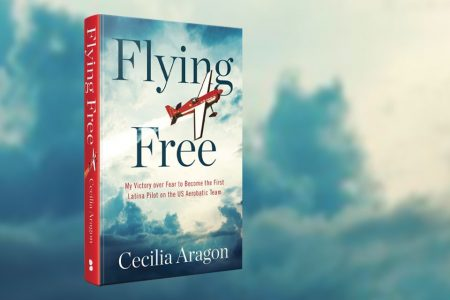 Book cover for Flying Free by Cecelia Aragon