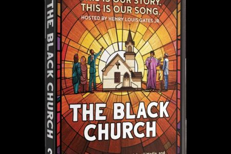 DVD cover for PBS documentary series The Black Church