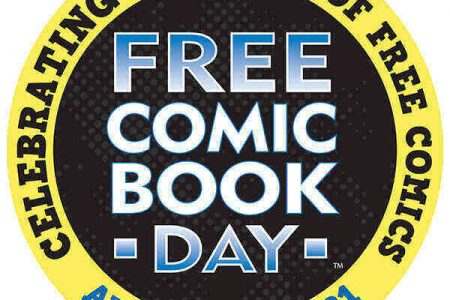 Banner for Free Comic Book Day 2021