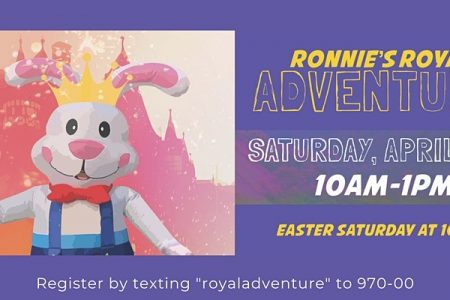 Ronnie's Royal Adventure Drive-Thru Easter Quest at Seattle Revival Center in Newcastle