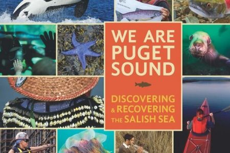 Book cover for We are Puget Sound