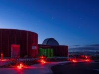 Goldendale Observatory (Washington State Parks Dept. photo)