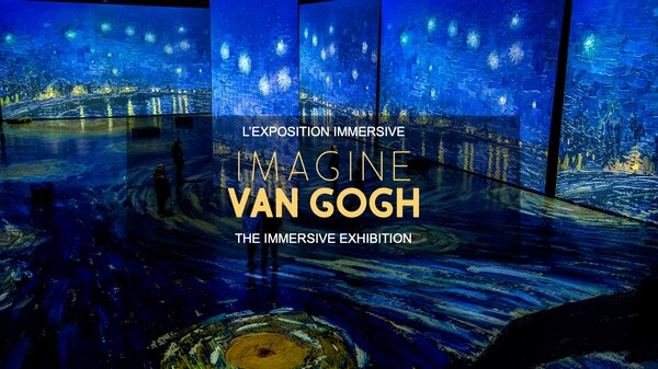Banner for Imagine Van Gogh
