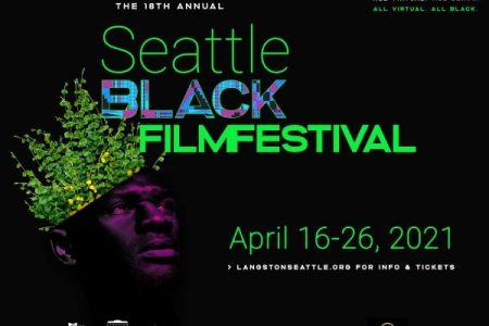 Poster for Seattle Black Film Festival 2021