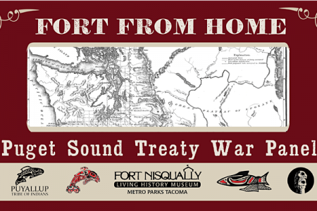 Banner for Fort from Home - Puget Sound Treaty War
