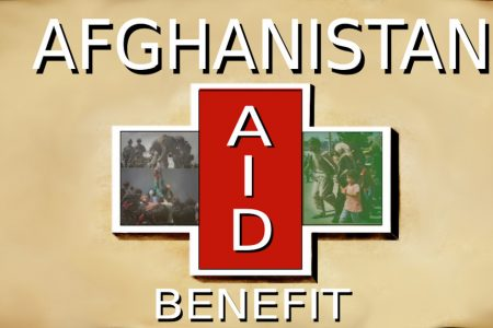 Banner for Capitol HIll Pride Afghanistan Aid benefit