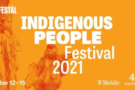 Vanner for Indigenous People Festival 2021