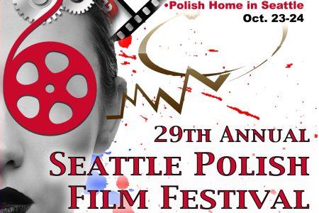 2021 Seattle Polish Film Festival poster